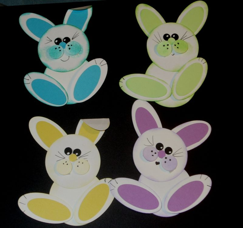 Bunny colors