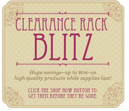 Clearancerackblitz