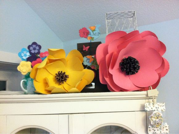 Big Super-Sized Flowers