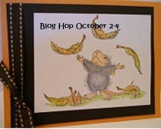 Blog Hop October 2-4