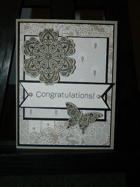 Something Borrowed Congrat card