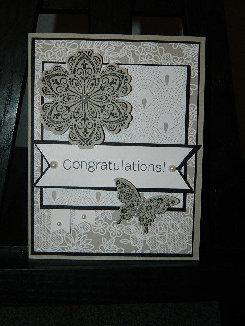 Something Borrowed Congrat card