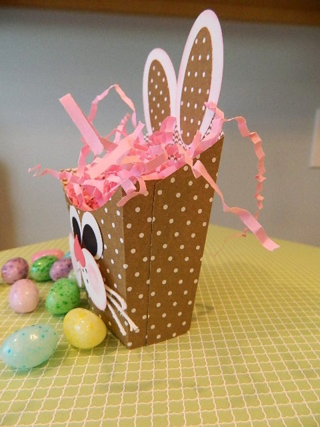 Bunny Fry Box Side View