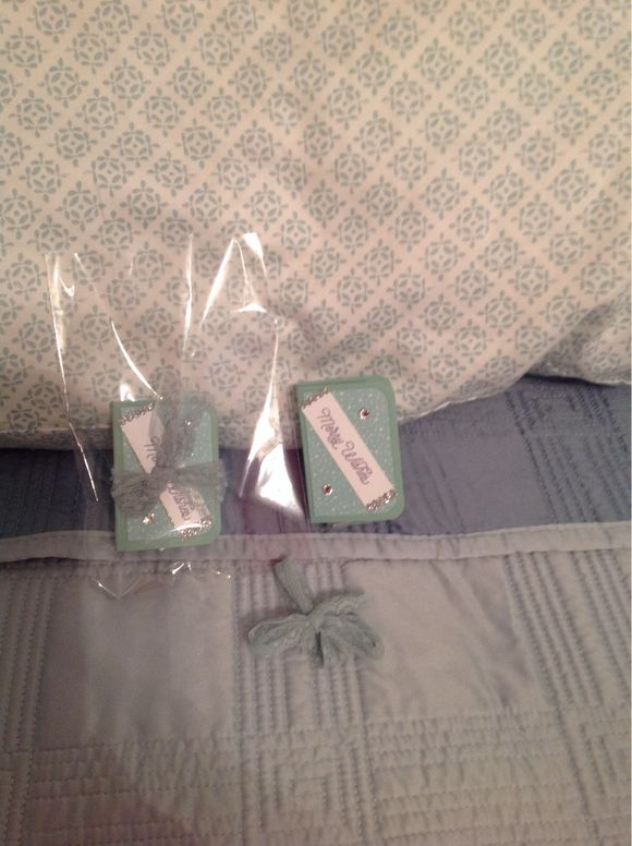 Pre OnStage Pillow Gift Mini Tic Tac Holder