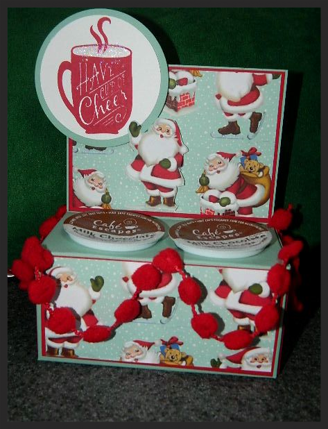 Dual K-Cup Holder Stampin' UP!