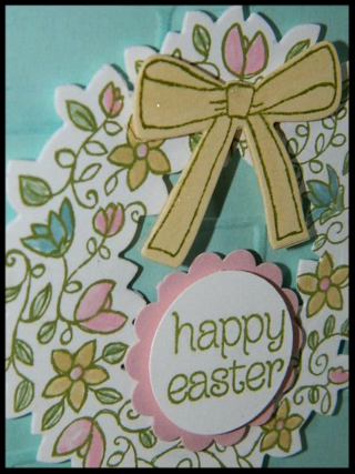 Circle of Spring, Stampin' Write Markers