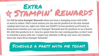 Extra rewards
