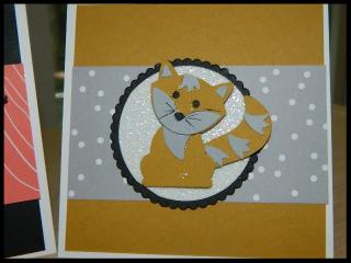 Fox Builder Punch Cat Punch Art