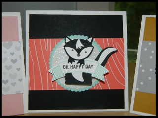 Fox Builder Punch Skunk Punch Art